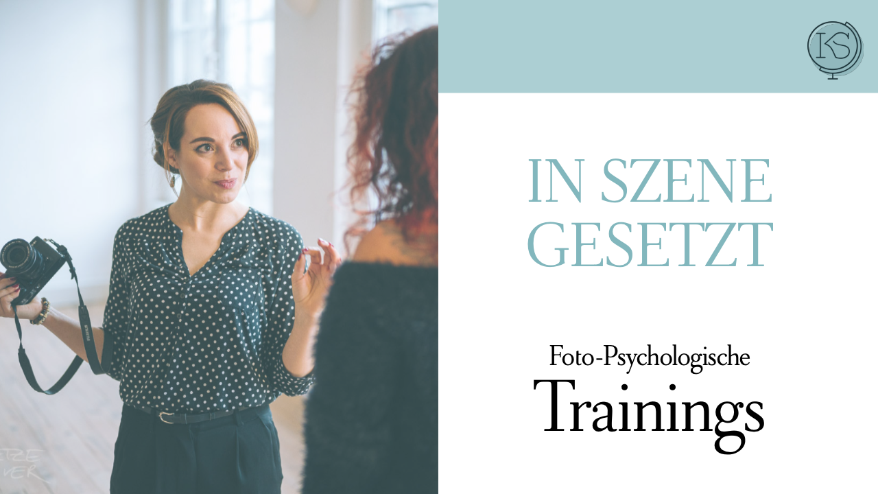 Fotopsychologisches Training Dr. Katharina Stenger