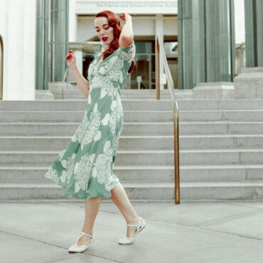 Selbstbewusst im Vintagestil Stilberatung Dr. Katharina Stenger