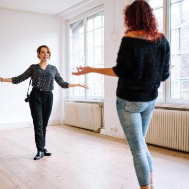 Katharina Stenger bietet eine psychologische Onlineberatung und fotopsychologische Workshops an.