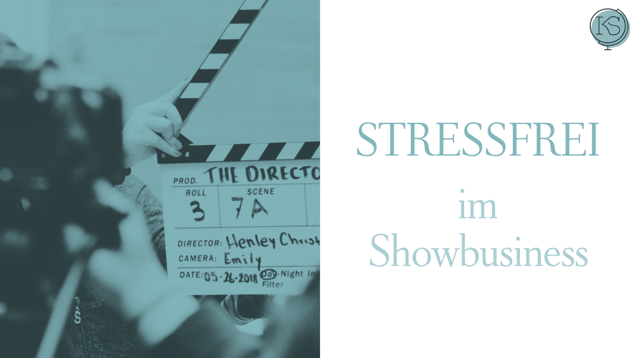 Dr. Katharina Stenger, Psychologische Onlineberatung: Stressfrei im Showbusiness