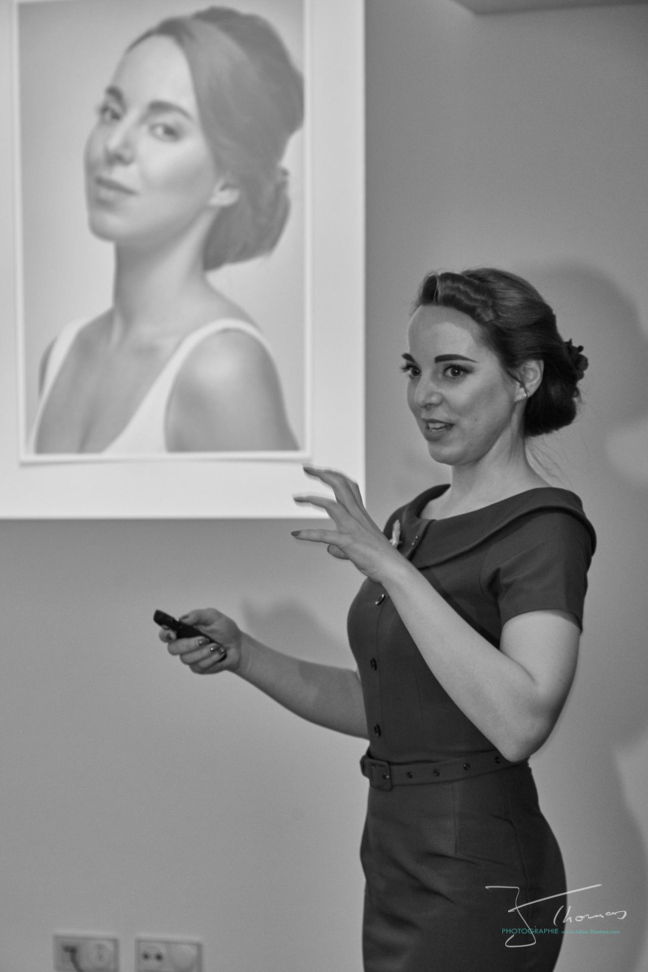 Dr. Katharina Stenger, Psychologische Onlineberatung: Workshops