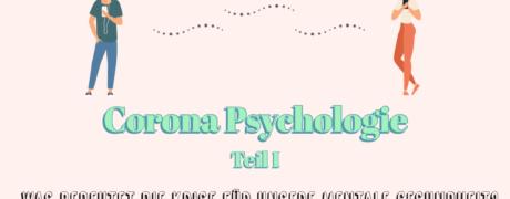 Corona Psychologie Dr. Katharina Stenger