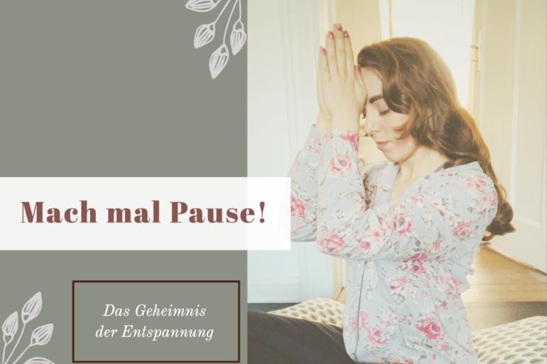 Das Geheimnis der Entspannung Dr. Katharina Stenger