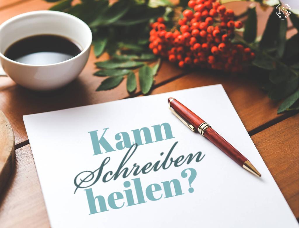 Kann Schreiben heilen? Psychologische Schreibtherapie Dr. Katharina Stenger
