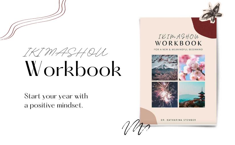 Ikimashou Workbook meaningful 2021 Dr. Katharina Stenger